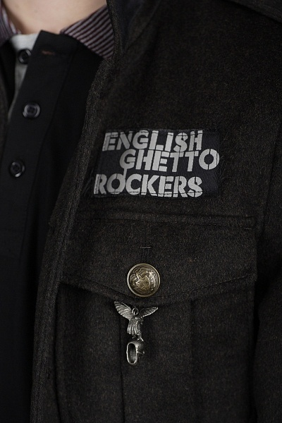 Пиджак English Ghetto Rockers J1101